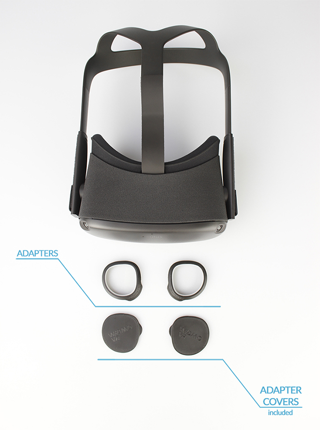 Oculus Quest Prescription Lens Adapters